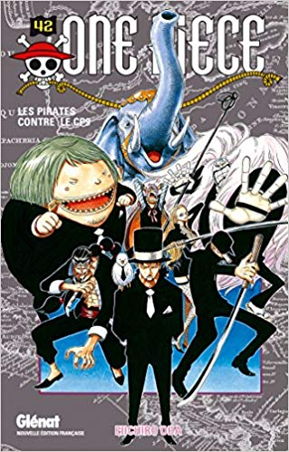 One Piece, Tome 42