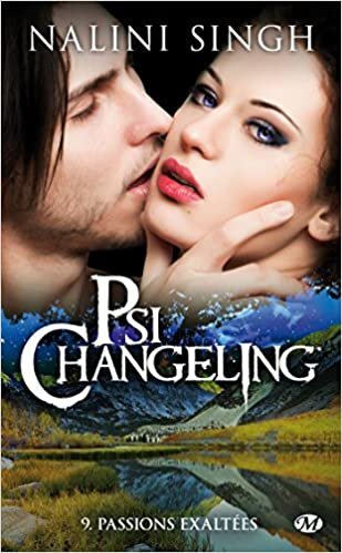 Psi-Changeling - Tome 9