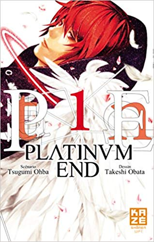 Platinum end, Tome 1