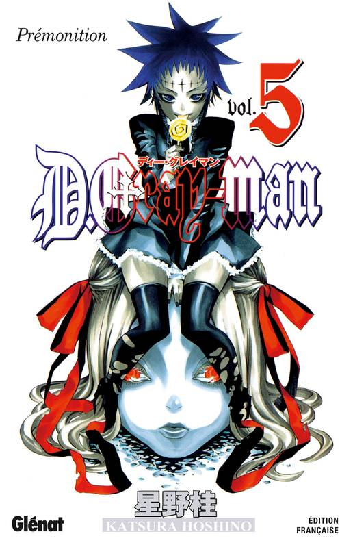 D.Gray-Man, Tome 05