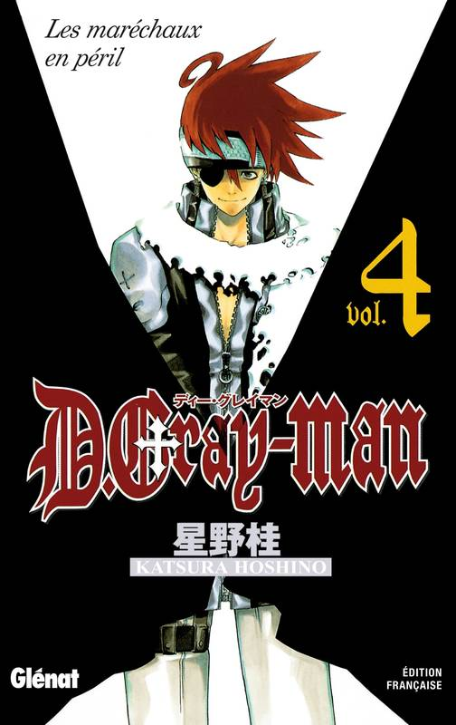 D.Gray-Man, Tome 04
