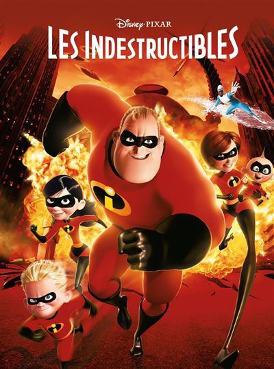 Les Indestructibles - Tome 1