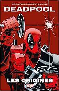Deadpool : Les origines