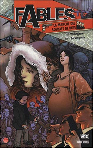 Fables, Tome 5