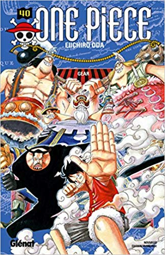 One Piece, Tome 40