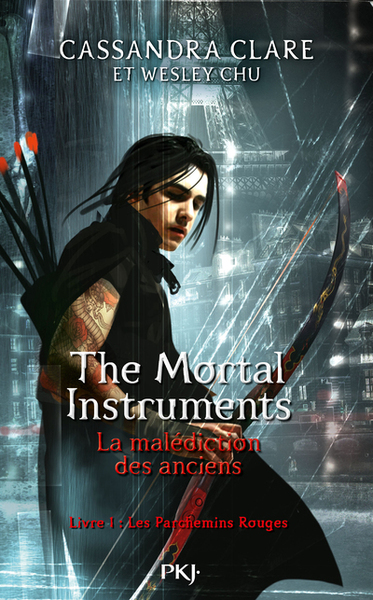 The mortal instruments - la malédiction des anciens - Tome 1