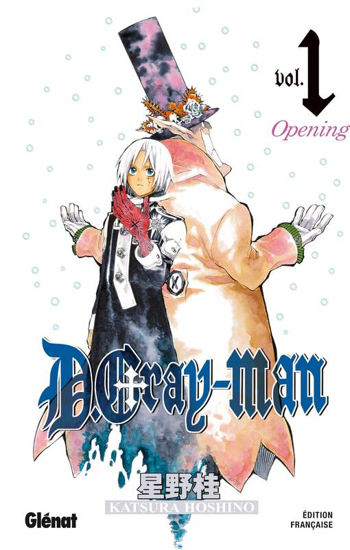 D.Gray-Man, Tome 01