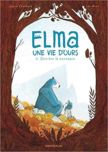 Elma, une vie d'ours, Tome 2