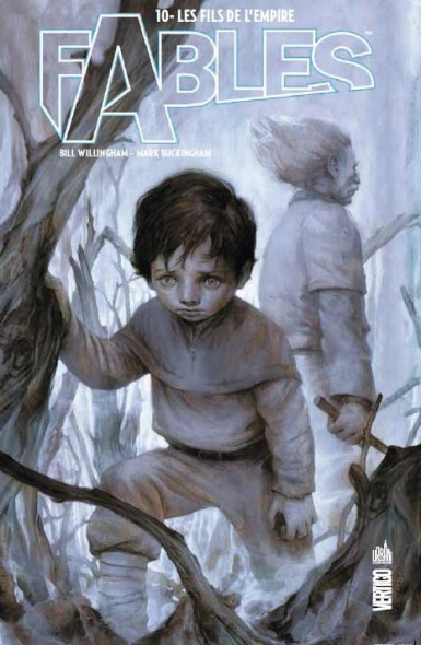 Fables, Tome 10