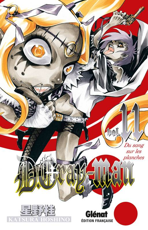 D.Gray-Man, Tome 11