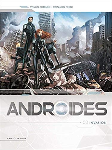 Androïdes, Tome 3
