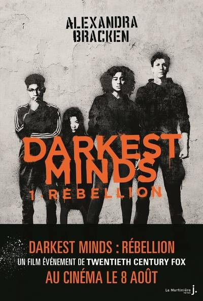 Darkest Minds, Tome 1