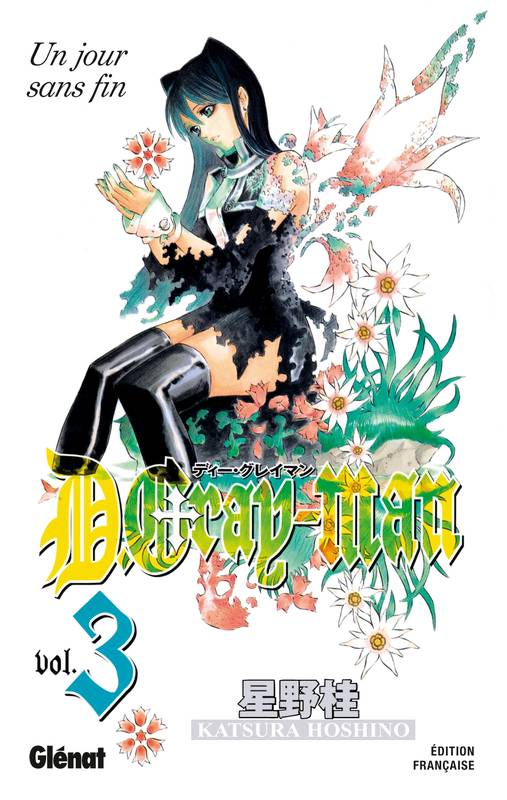 D.Gray-Man, Tome 03