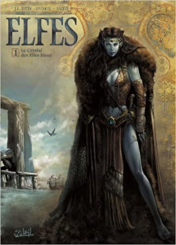 Elfes - Tome 01