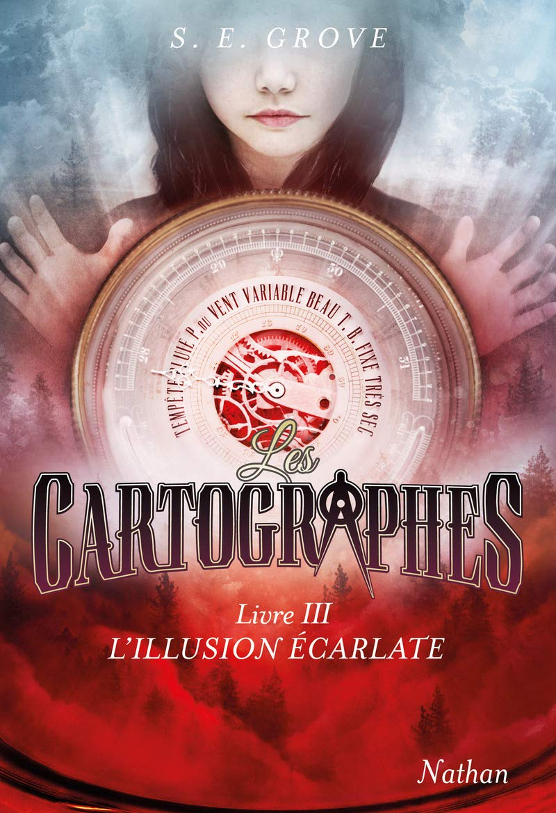 Les cartographes, Tome 3