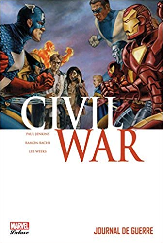 Civil War Tome 4