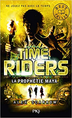 Time Riders, Tome 8