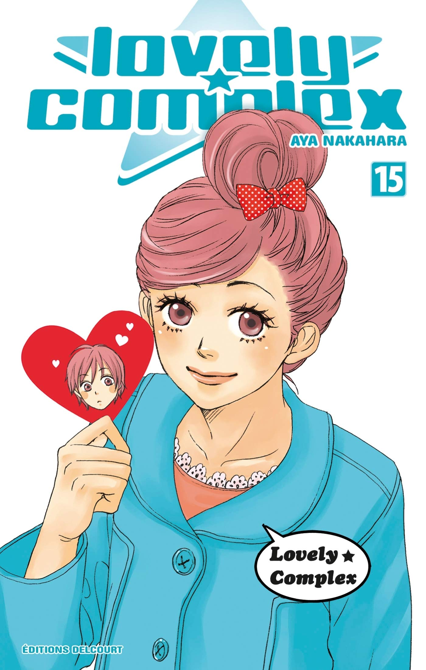 Lovely Complex - Tome 15