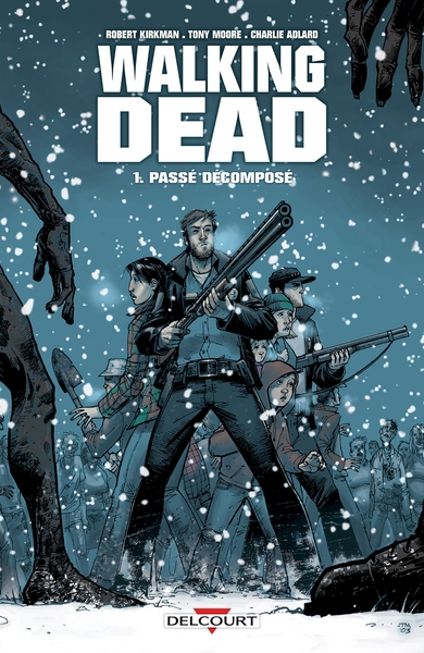 Walking Dead - Tome 01