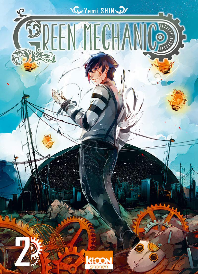Green Mechanic, Tome 2