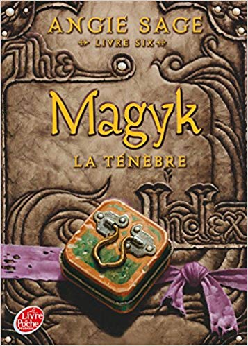 Magyk, Tome 6