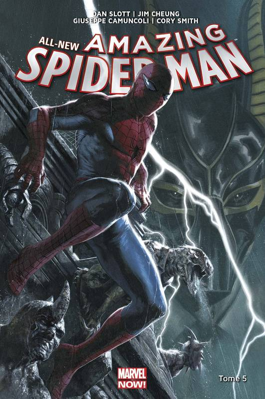 All-New Amazing Spider-Man, Tome 5