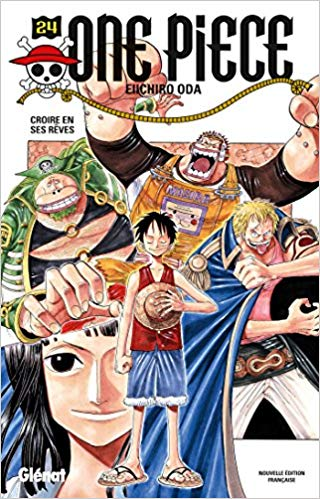 One Piece, Tome 24