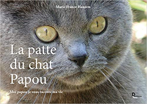 La patte du chat Papou
