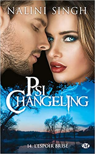 Psi-Changeling - Tome 14