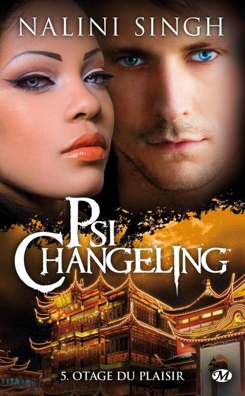 Psi-Changeling - Tome 5