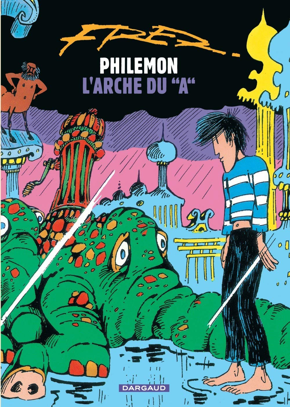 Philémon, Tome 9