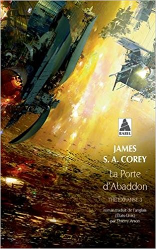 The Expanse, Tome 3