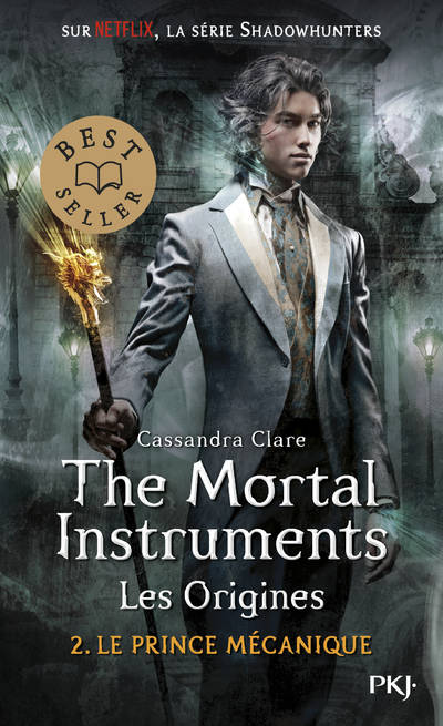 The Mortal Instruments, Les Origines, Tome 2