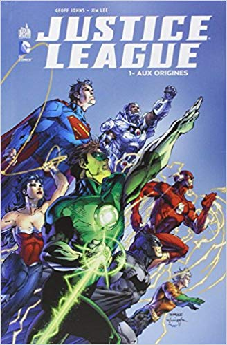 Justice League - Tome 1