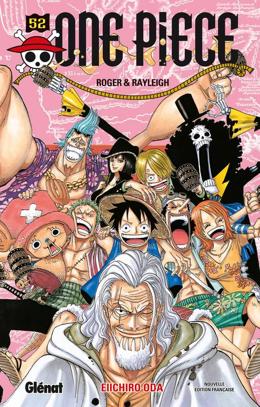 One Piece, Tome 52