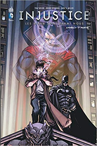 Injustice, tome 5