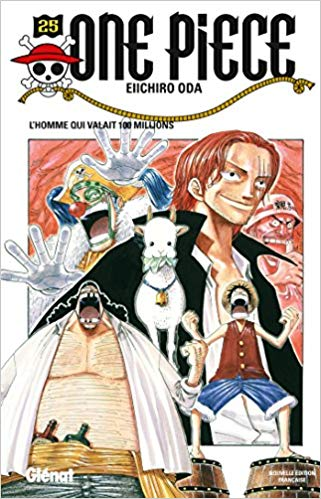 One Piece, Tome 25