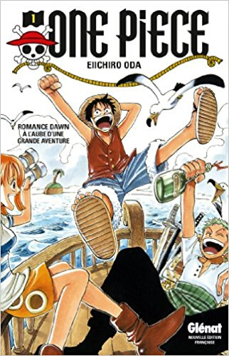 One Piece - Tome 1