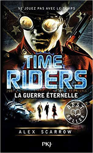 Time Riders, Tome 4