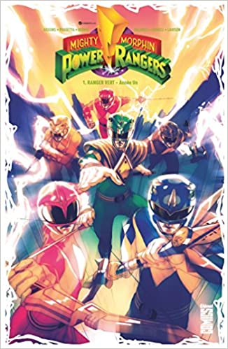Power Rangers - Tome 1