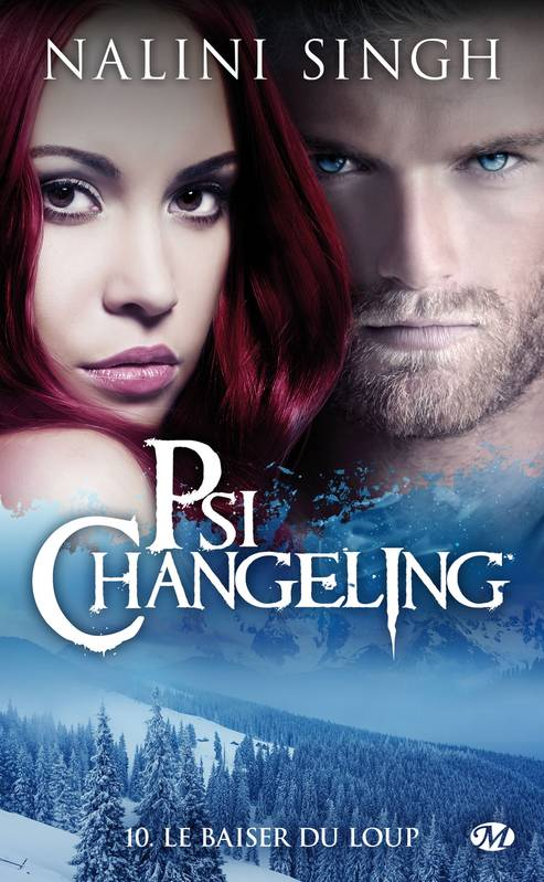Psi-Changeling - Tome 10