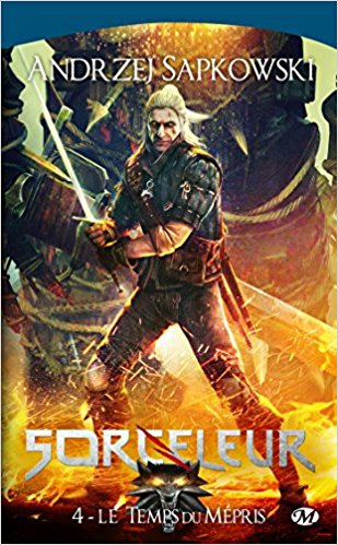 The Witcher (Sorceleur), Tome 4