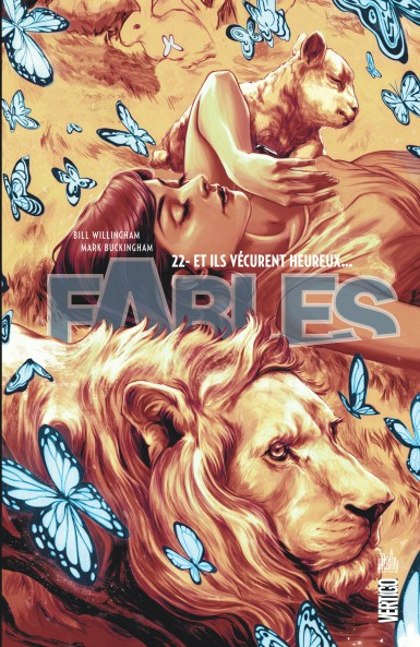 Fables, Tome 22