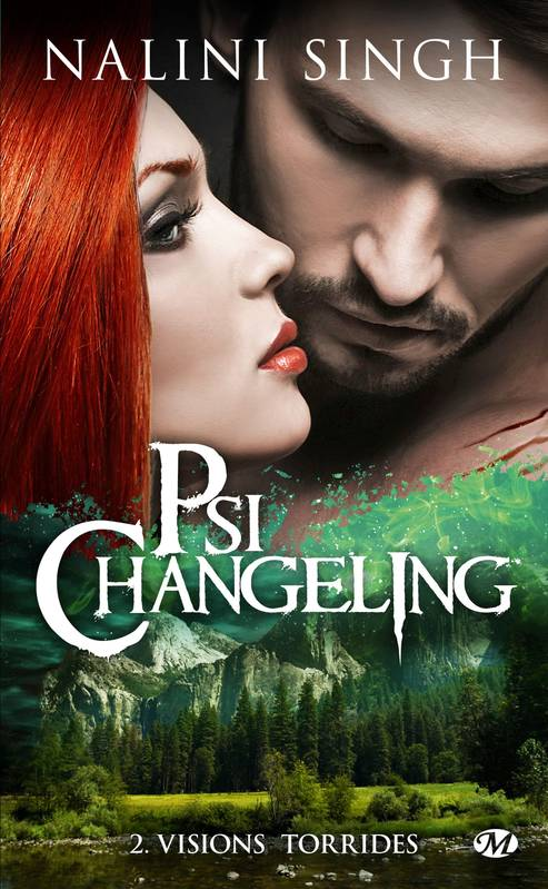 Psi-Changeling - Tome 2