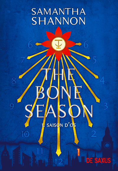 The Bone Season - Tome 01