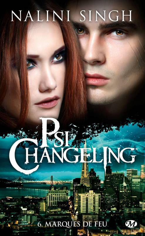 Psi-Changeling - Tome 6
