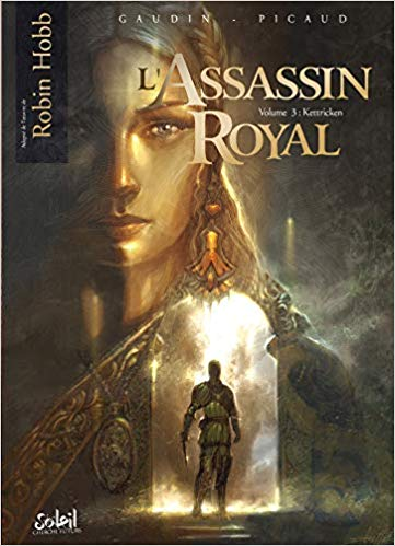 L'Assassin Royal, Tome 3