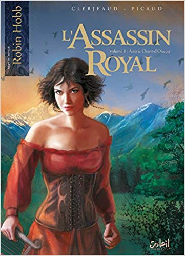 L'Assassin Royal, Tome 8