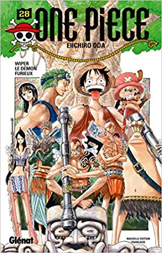 One Piece, Tome 28