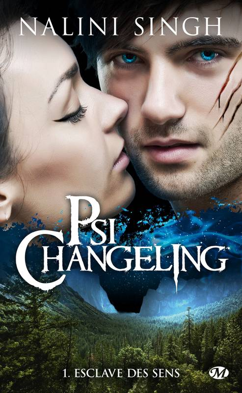Psi-Changeling - Tome 1